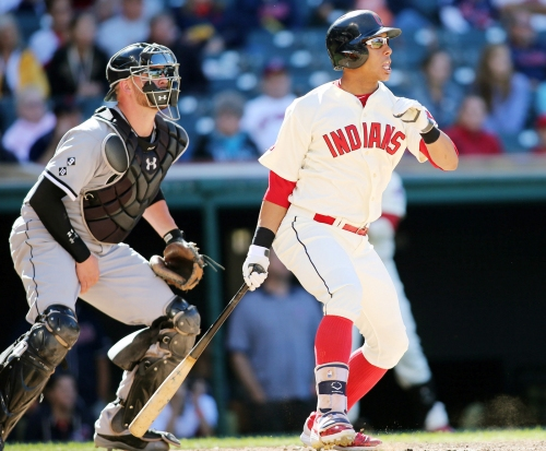 Cleveland Indians have Terry Talkin' Michael Brantley and some good news in April -- Terry Pluto (photos)