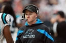 Former Panther DC Sean McDermott poaches a Panther draft pick