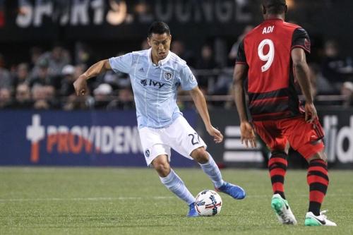 Sporting Kansas City's Payroll Relative to MLS in 2017