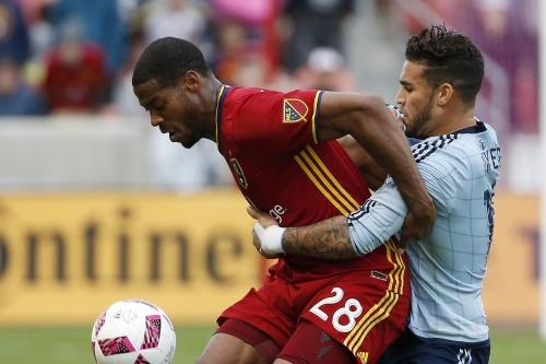 MLS Matchday 8: Sporting Kansas City v Real Salt Lake