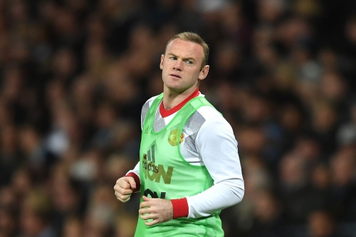 Wayne Rooney may play in midfield against Swansea