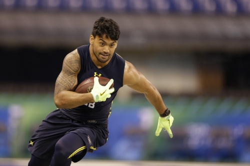 Oakland Raiders select WSU Cougars safety Shalom Luani in seventh round of NFL Draft