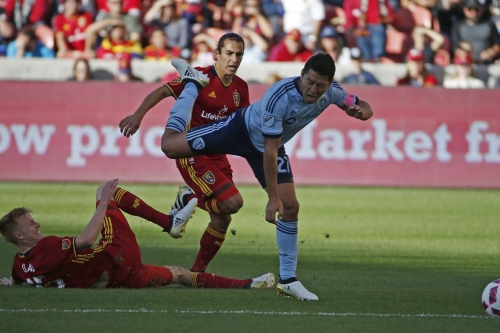 Sporting Kansas City vs. Real Salt Lake: TV schedule, kickoff time, live stream and lineup news