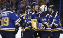 Back home, Preds eager to rebound off 1st postseason loss The Associated Press