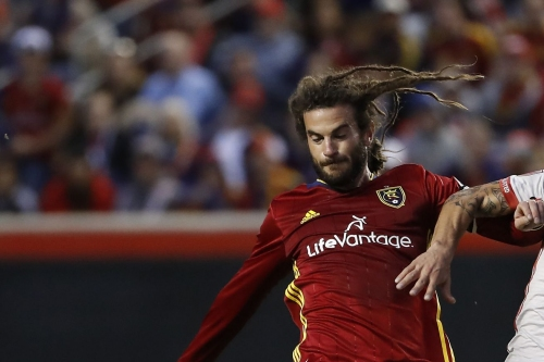 Kyle Beckerman out against SKC with calf injury