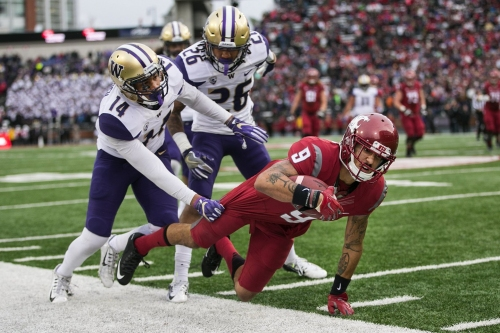Why WSU receiver Gabe Marks went undrafted in the 2017 NFL draft