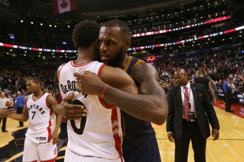 New-look Raptors face a familiar playoff hurdle in Cavaliers