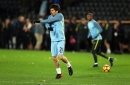 Manchester City squad named for Premier League match against Middlesbrough