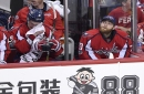Capitals replace Holtby in goal for 3rd period of Game 2 The Associated Press