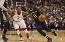 Kyle Lowry's upcoming free agency could determine the fate of Jrue Holiday and the Pelicans