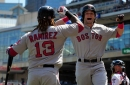 Daily Red Sox Links: Andrew Benintendi, David Price, Xander Bogaerts