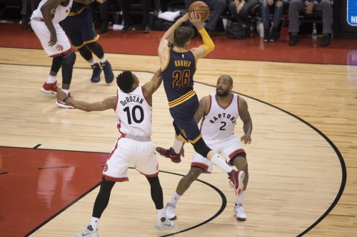 3 things we learned from the Cavs' Game 4 win over the Raptors