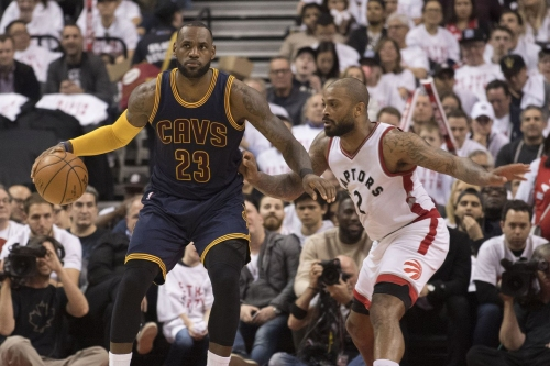 NBA Playoffs 2017: Even in defeat, P.J. Tucker earns respect for the Raptors