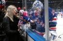 Rangers make time for family amid chaos of postseason