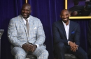 Kobe Bryant crashed Shaquille O'Neal's NBA 2K18 cover release