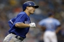 Darwin Barney homers late, Toronto Blue Jays pitchers twirl three-hitter to edge Tampa Bay Rays in series finale