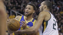 Curry's 30 lead Warriors to sweep after 121-95 win over Jazz