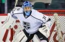 Dallas Stars pick rights to goaltender Ben Bishop