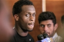 Giants' Geno Smith says he's '100' percent 6 months after knee surgery