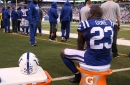 Frank Gore wants to play as long as he can keep up in training with younger running backs