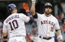 Correa, Beltran homer in big first inning; Astros top Braves (May 09, 2017)