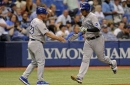 Moustakas homers in 12th, Royals beat Rays 7-6 (May 09, 2017)