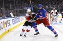 Rick Nash's quiet ending to playoff run may be due to injury