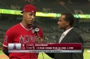 Yunel Escobar adds HR during Angels' victory vs. Athletics