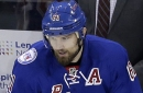'You only get so many cracks at this': Rick Nash's Rangers reality