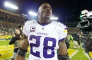 Greg Jennings explains why Adrian Peterson won't be a 1,000-yard rusher in New Orleans