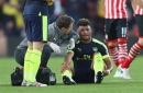 Liverpool target Alex Oxlade-Chamberlain injured in Arsenal's game with Southampton