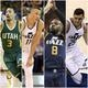 Point guard position for Jazz uncertain going forward with free agent George Hill and 3 part-time starters