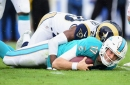 Ryan Tannehill had NFL's fewest 'avoidable sacks' in 2016