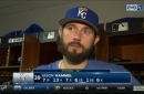 Hammel says he needed to 'set a better tone'
