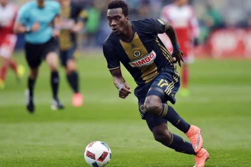Sapong Scores Hattrick in First Union Win - Former Sporting Player Update