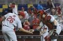 Cardinals News and Notes: Matheny, Mo, Dexter, Junior, SWEEP!