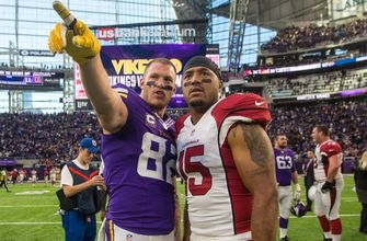 Minnesota Vikings: Michael Floyd could help fortify offense