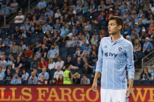 Salloi's break into squad parallels Sporting's core values