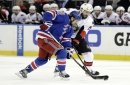 Rangers head into offseason after second-round playoff loss The Associated Press