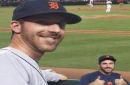 This Detroit Tigers fan looks eerily similar to Justin Verlander