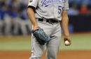 KC's Vargas lowers ERA to 1.01, Royals beat Rays 6-0 (May 11, 2017)