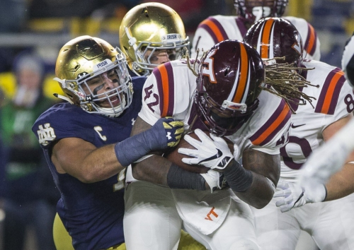 ACC looks way, way into the future in releasing Notre Dame football matchups
