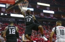 The Spurs cruise past the Rockets, 114-75