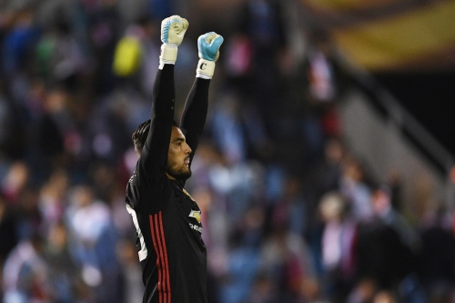 Sergio Romero linked to Inter Milan