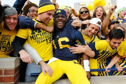 Denard Robinson Is Trying Out For The Chicago Bears