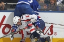 Alex Ovechkin was faking all along on the Kadri hit; he was faking being okay