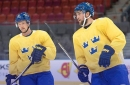 Hedman and Stralman on their relationship and playing for Team Sweden