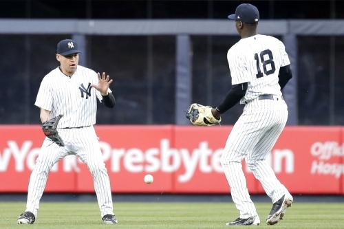 This Jacoby Ellsbury misplay doomed the Yankees