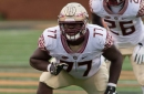 Cleveland Browns sign 5th round draft pick, OT Rod Johnson