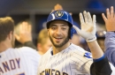 Brewers' Braun lands on DL with left calf strain